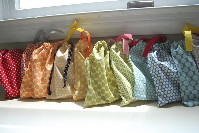 party favor bags.