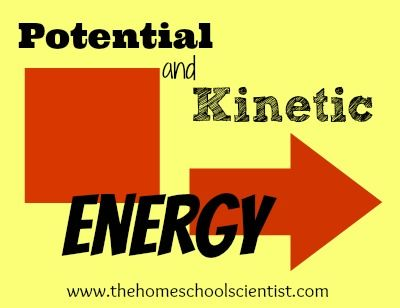 hands on potential and kinetic energy - TheHomeschoolScientist.com
