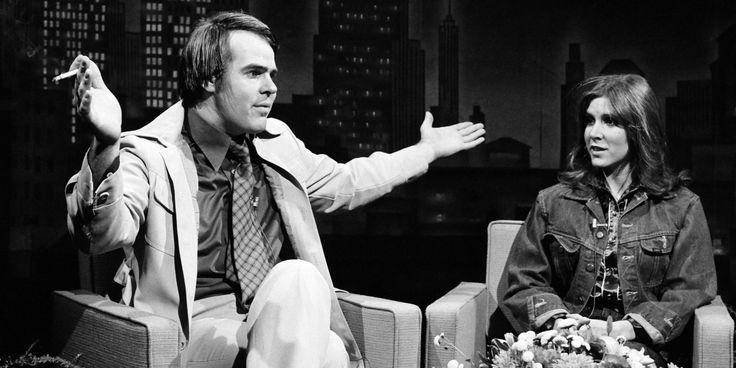Dan Aykroyd's Bittersweet Tribute To Carrie Fisher Is All Hollywood Glamour