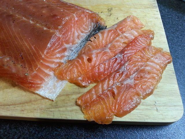 Foodie in Translation: Salmone marinato al miele e all'arancia