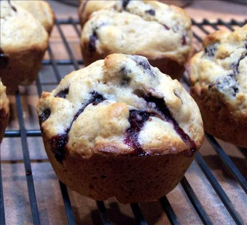 Diabetic Friendly Blueberry Muffins from Food.com: Nobody can resist the temptation of freshly baked blueberry muffins - the flavor of these is perfumed with citrus and allspice.