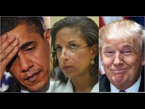 SUSAN RICE Is The BIG Winner In Donald Trump 's Actions! No One Talking ...I will forever be amazed at the total dedicated protection and devotion the members and Leaders here in the North Carolina Branch of the Rogue CIA-NSA SUPER HIGH TECH Voyeuristic Zionist Luciferian Occult Organization are receiving.  Zionist Luciferian Susan Rice was not the only one Happy about the clever missile attacks on Syria to divert attention away from the Swamp Creatures here in North Carolina.  God provided…