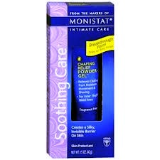 Monistat Soothing Care Chafing Relief Powder-Gel - Great for using as a face primer