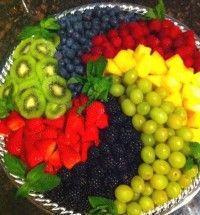 3 Mükemmel Meyve Sunumu