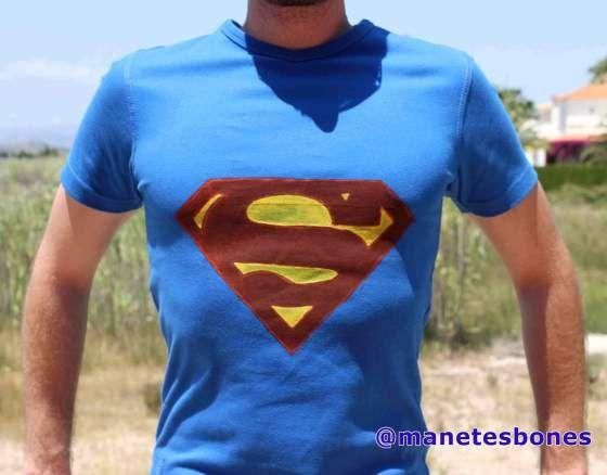 Camiseta de Superman