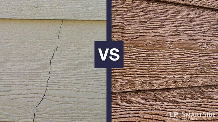 Engineered wood cuts like real wood, accepts nails and screws, and only requires ordinary woodworking tools for siding installation.