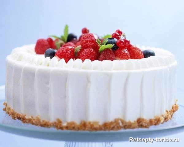 Вкусные торты на день святого валентина