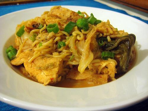 low carb noodle recipe