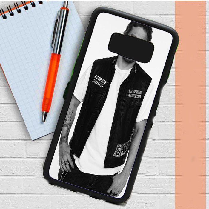 Jax Teller Samsung Galaxy S8 Plus Case Dewantary