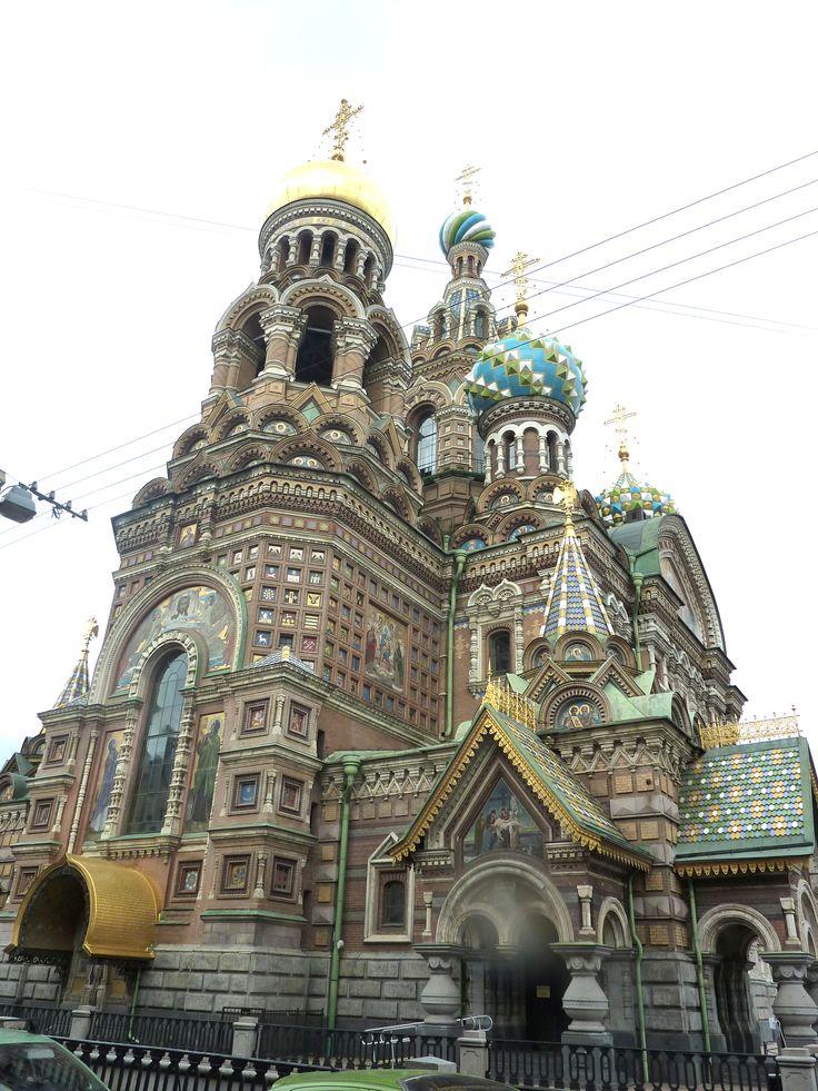 Saint Sauveur du Sang versé - Saint Pétersbourg