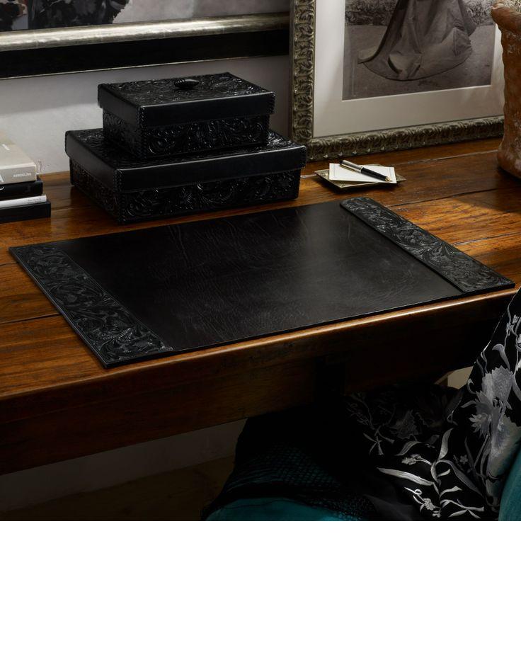 instyle ralph lauren luxury desk accessories. Black Bedroom Furniture Sets. Home Design Ideas