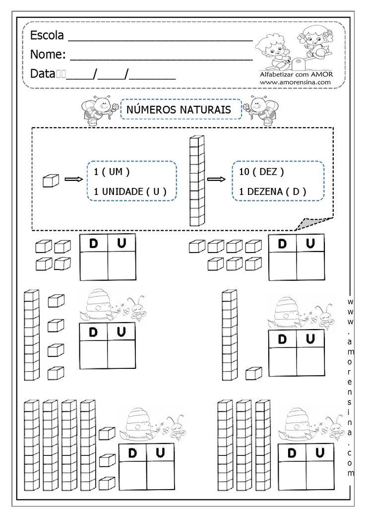 Alfabetizar com AMOR: ENTENDENDO UNIDADES E DEZENAS COM MATERIAL DOURADO...