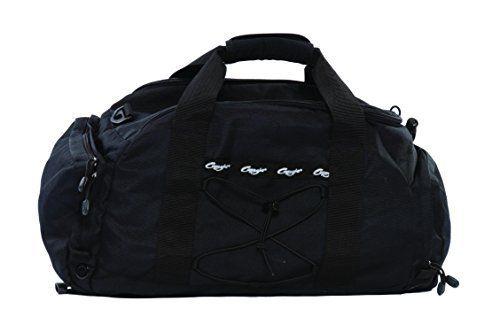 Capezio Convertable Duffle Bag (Black)