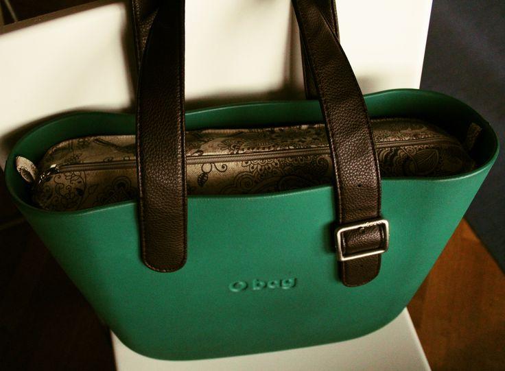 OBag smaragd <3