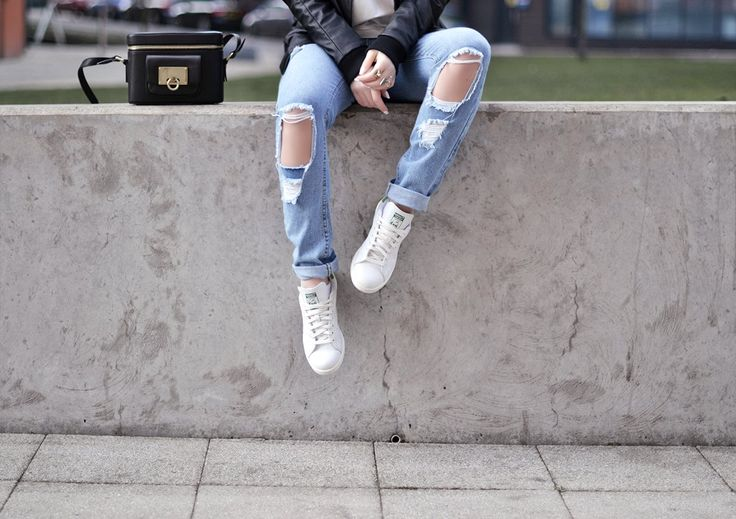 adidas stan smith sneakers streetstyle