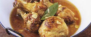 Denny Chef Blog: Pollo all'aglio alla spagnola