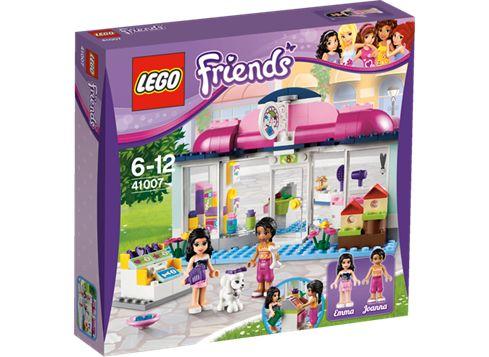 LEGO FRIENDS 41007 Heartlake hundesalon