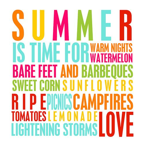 Enough of this cold- is it summer yet? #summer