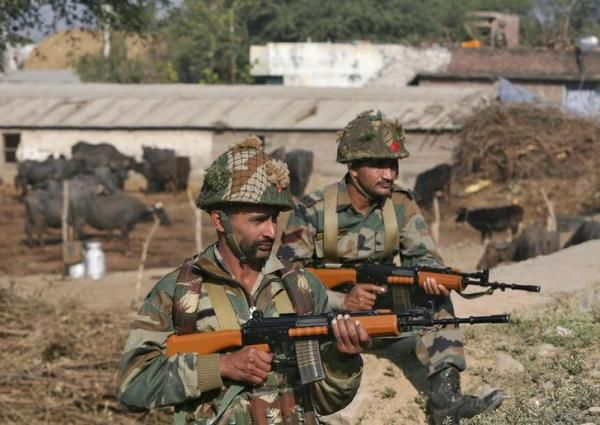 Indian Army   New Delhi [India], Sept. 29 : Rejecting a report published by the Pakistani media that eight Indian Army personnel were kil...