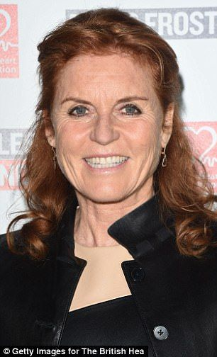 Sarah Ferguson, pictured, 57, has had a long history of weight problems