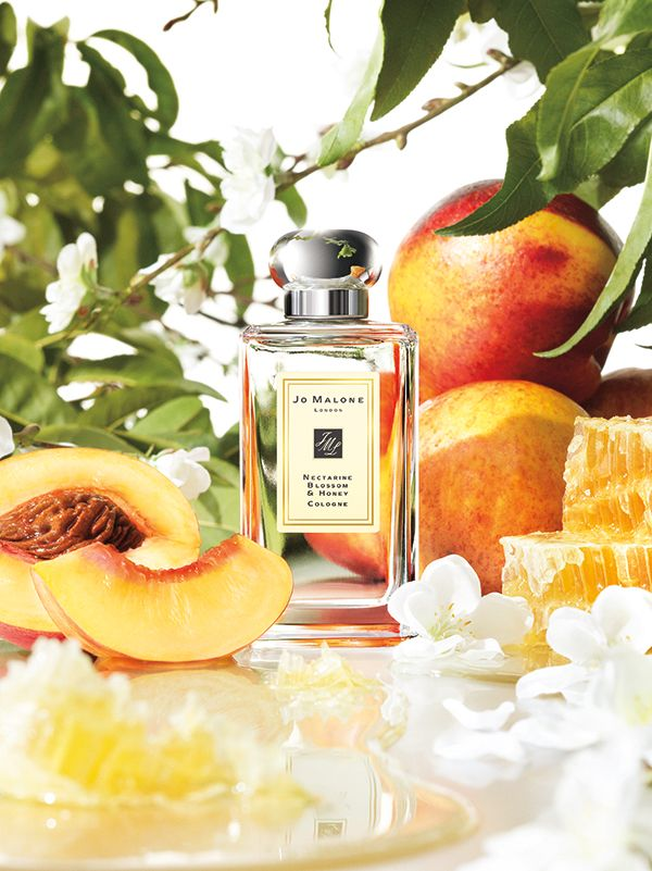 My go-to scent for summer: Jo Malone™ Nectarine Blossom & Honey Cologne