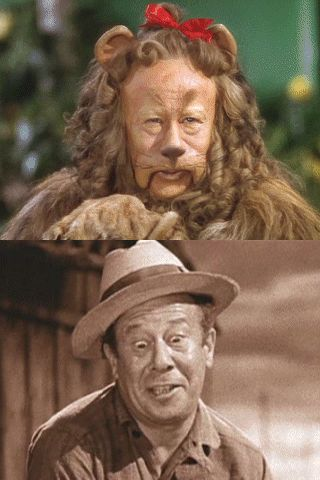 Image result for bert lahr in the wizard of oz