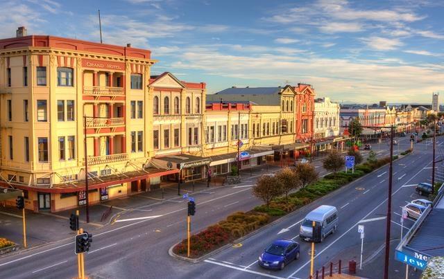 Dee Street Invercargill NZ