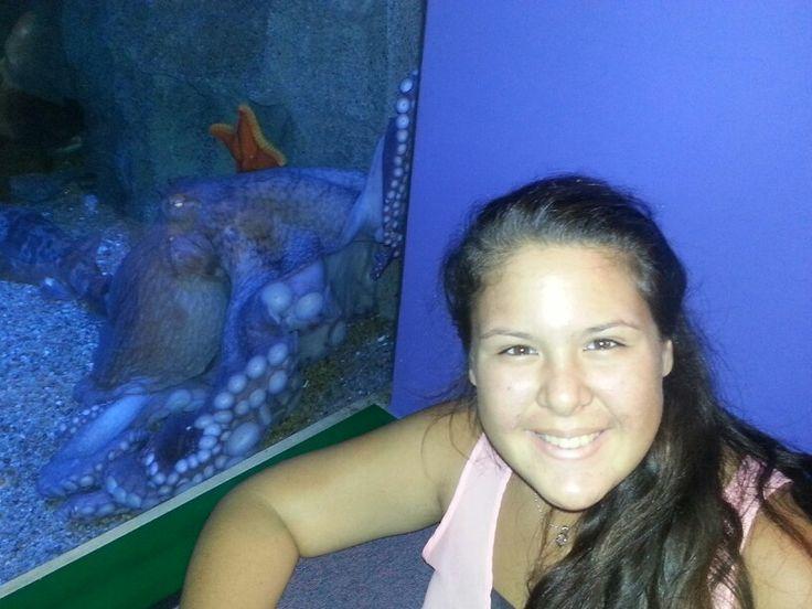 Coco @Karen Aguilar aquarium