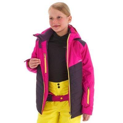 Deportes de Nieve Deportes de Invierno - CHAQ. ESQUÍ 300 NIÑA VLT ROSA WED'ZE - Ropa de esquí niños