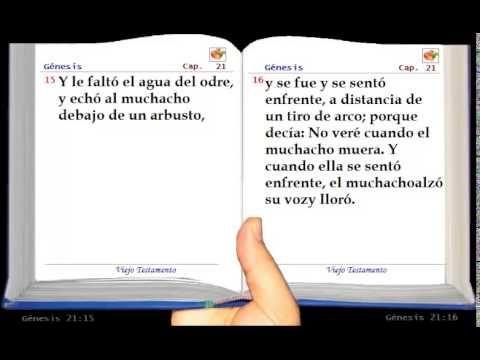 La Santa Biblia Hablada - Genesis Capítulo :21