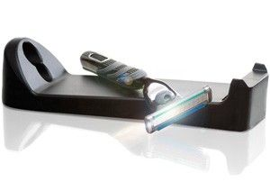 RazorPit Razor Blade Sharpener. Rakbladsslipare som förlänger livslängden på dina rakblad. Storsäljare!