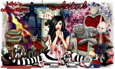 """MI RINCÓN GÓTICO: AD CT TEAM, """"Dark Alice"""""""