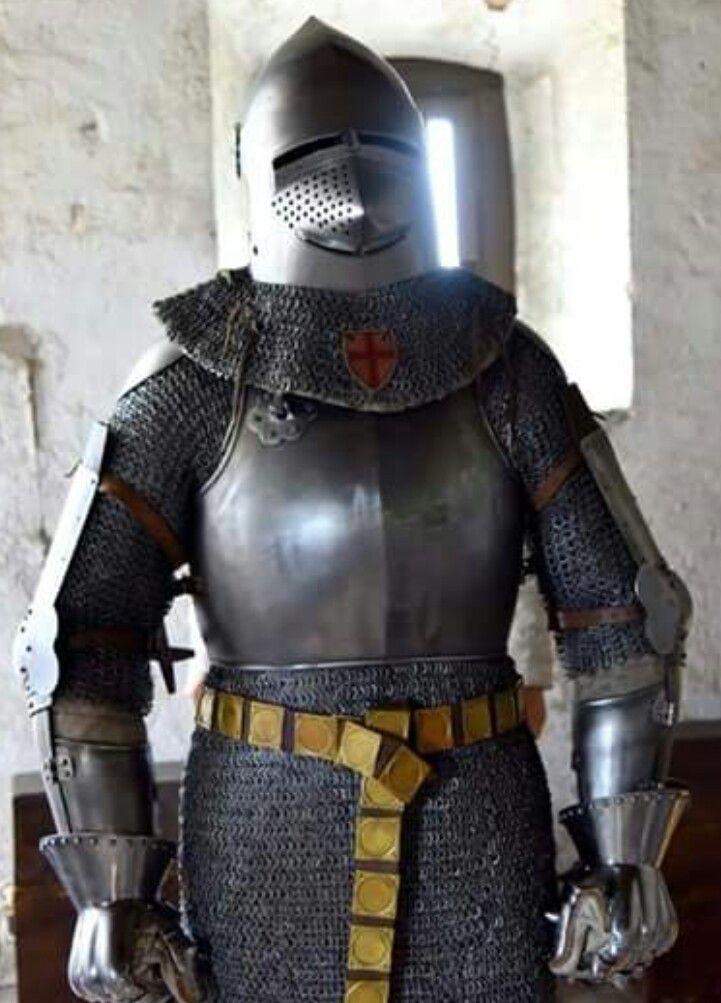 Рицарска броня