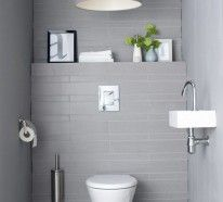 Gäste WC Gestalten: Die Vorteile Sind Vor Allem Für Menschen, Die Oft Gäste  Haben