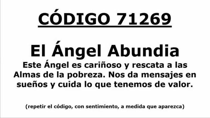 Meditacion Código Sagrado para conectar con El Ángel Abundia (Abundancia...