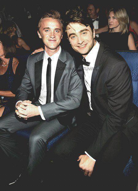 Best 25+ Tom felton ha... Daniel Radcliffe Friends