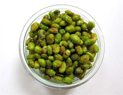 Crispy Baked Edamame: Snackable Roasted Soybeans