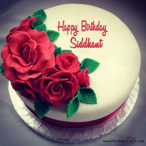 I have written siddhant Name on Cakes and Wishes on this birthday wish and it is amazing friends, hope you will like it. Visit this website and write your own name.
