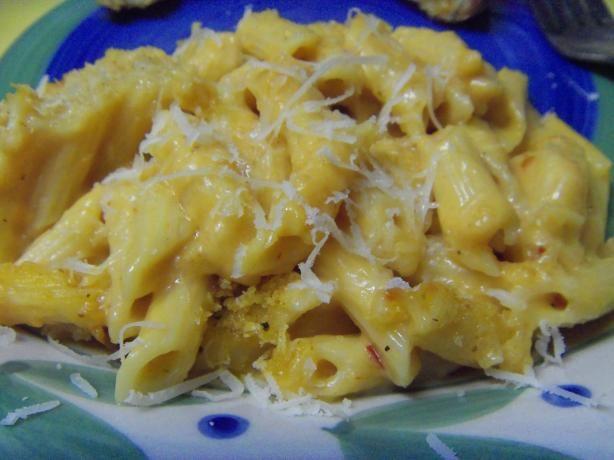 Baked rigatoni with aurora sauce recipe baked rigatoni for Aurora italian cuisine