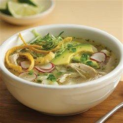 Slow Cooker Chicken Pozole Blanco - Allrecipes.com