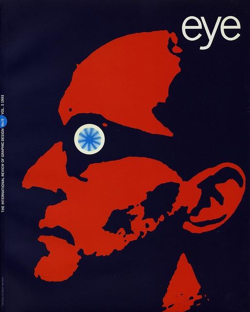 """cMag319 - Eye Magazine """"Roman Cieślewicz"""" cover / 1993 / Nº 9 Vol.3"""