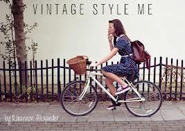 Vintage style me_