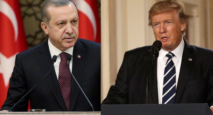 BREAKING NEWS: Calling Jerusalem The Israeli Capital Will Draw Muslim Anger Turkey Warns President Trump Against Crossing 'RED LINE' http://ift.tt/2zSayYM