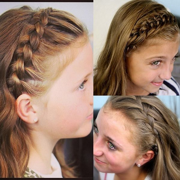 20 Gorgeous Hairstyles For 9 And 10 Year Old Girls Child Insider Old Hairstyles Kids Braided Hairstyles Hair Styles