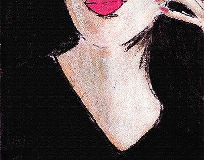 "Check out new work on my @Behance portfolio: ""Retrato de La Musa"" http://be.net/gallery/60907901/Retrato-de-La-Musa"