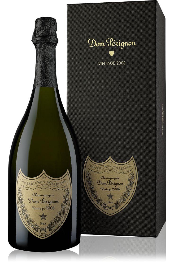 Dom Perignon 2006 Vintage Champagne.