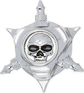 Kuryakyn Zombie Skull Oil Filler Cap