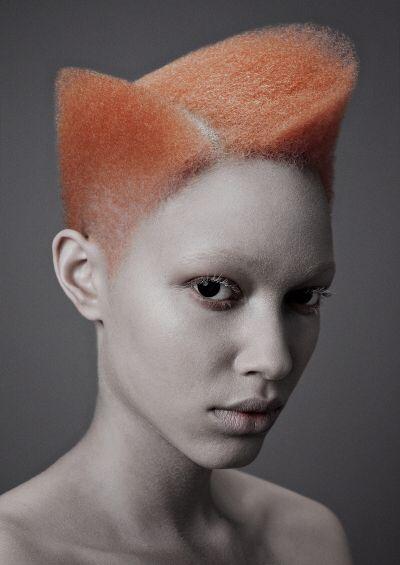 Hair by Daniele Pulia.