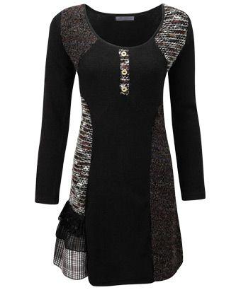 Women's Tunics | Cut And Sew Tunic | Women's Clothing at Joe Browns