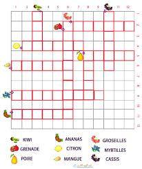 235 best mots crois s mots m l s mots cach s images on pinterest learning montessori and - Mots croises grille quotidienne ...